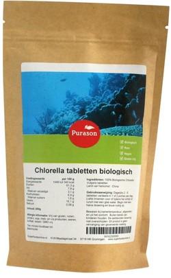 chlorella pillen