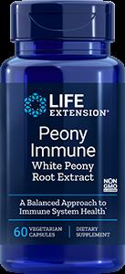 Life Extension Peony Immune