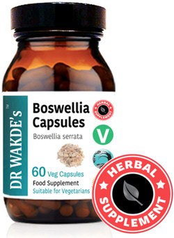 Dr Wakde Boswellia