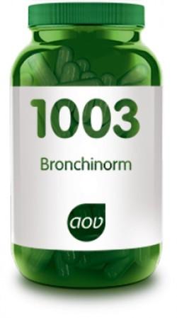 AOV Bronchinorm - 1003 60 vegetarische capsules