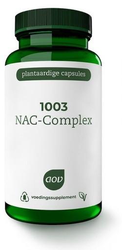 AOV NAC-complex - 1003 60 vegetarische capsules