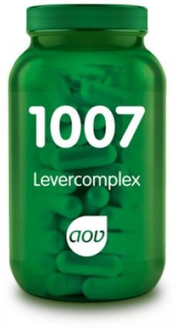 AOV Levercomplex - 1007 60 vegetarische capsules