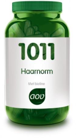 AOV Haarnorm - 1011 60 vegetarische capsules