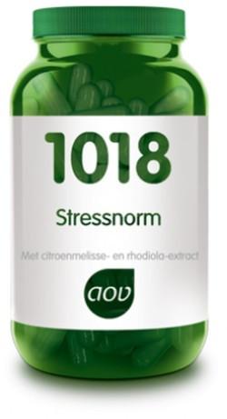 AOV Stressnorm - 1018 60 vegetarische capsules
