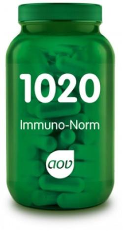 AOV Immuno-Norm - 1020 60 vegetarische capsules