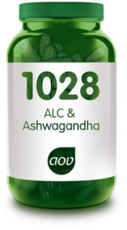 AOV ALC + Ashwagandha - 1028 60 vegetarische capsules