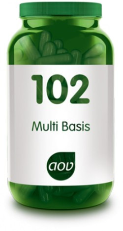 AOV Multi Basis - 102 120 vegetarische capsules
