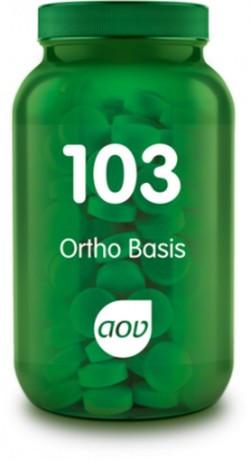 AOV Ortho Basis - 103 90 tabletten