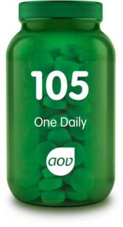 AOV One Daily tabletten - 105 90 tabletten