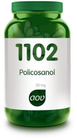 AOV Policosanol - 1102 60 vegetarische capsules