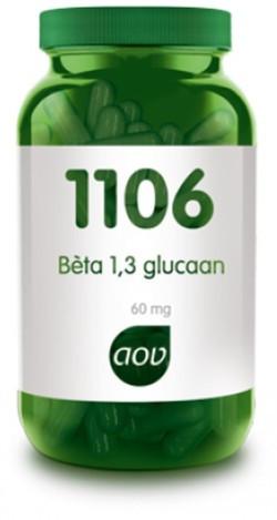 AOV Bèta 1.3 glucaan - 1106 60 vegetarische capsules