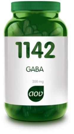 AOV Gaba 200 mg - 1142 60 vegetarische capsules