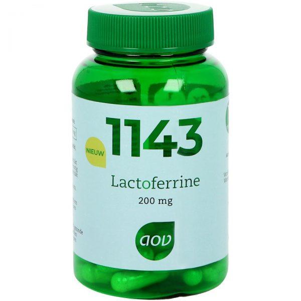 AOV Lactoferrine 1143 30 capsules