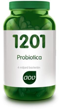 AOV Probiotica 4 miljard - 1201 60 vegetarische capsules