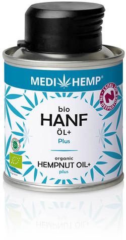 Medihemp Hennepolie plus CBD 100ml 100 milliliter