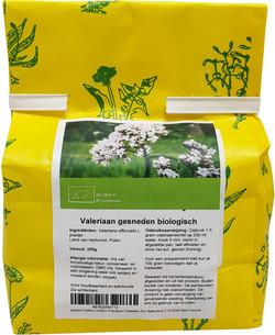 Shakthee Valeriaan gesneden Biologisch 250 gram biologisch