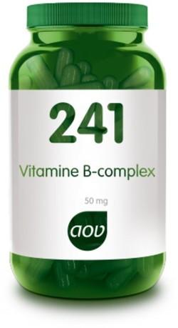 241 Vitamine B complex (50mg)