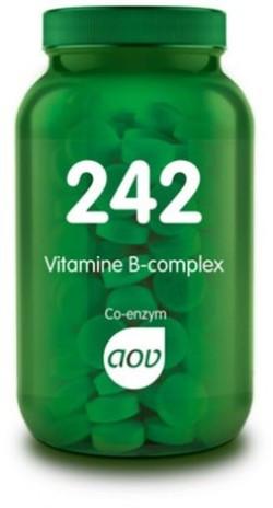 AOV Vitamine B-complex Co-Enzym - 242 60 tabletten