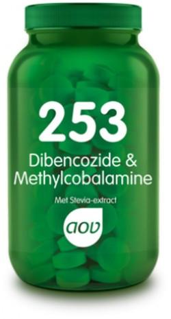 AOV Vitamine B12 & B11 Dibencozide & Methylcobalamine - 253 60 zuigtabletten