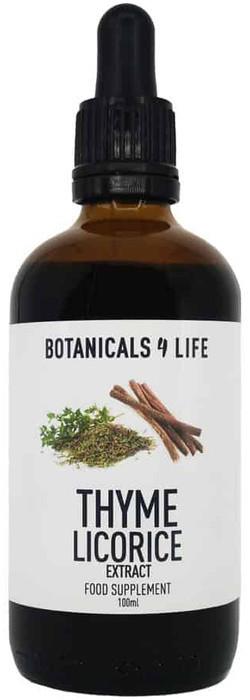 Botanicals4Life Tijm en Zoethout Extract