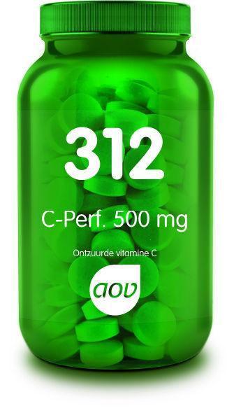 AOV C-Perfect 500 mg - 312 180 tabletten