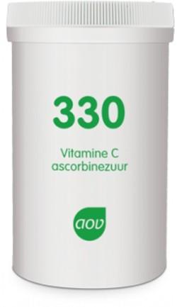 AOV Vitamine C Ascorbinezuur - 330 250 gram