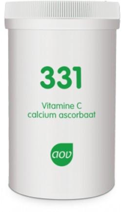 AOV Vitamine C calcium ascorbaat poeder - 331 250 gram