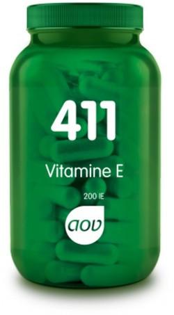 AOV Vitamine E 200 IE - 411 100 capsules