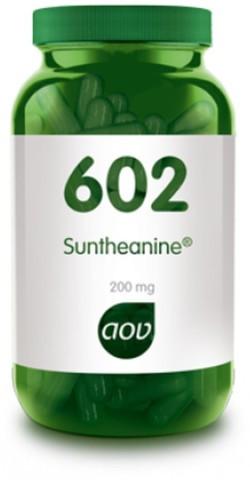 AOV Suntheanine - 602 30 vegetarische capsules