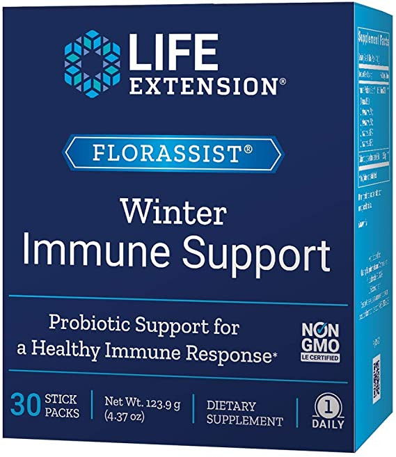 Life Extension Florassist® Winter Immune Support