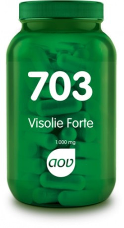 AOV Visolie Forte 1000 mg - 703 60 capsules