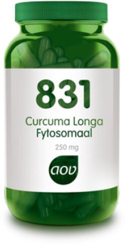 AOV Curcuma Fytosomaal- 831 60 vegetarische capsules