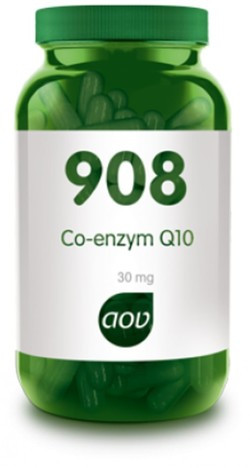 AOV Co-enzym Q10 30 mg - 908 60 vegetarische capsules
