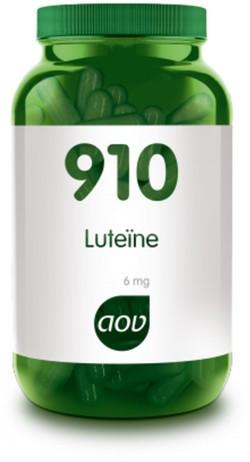 AOV Luteïne 6 mg - 910 60 vegetarische capsules