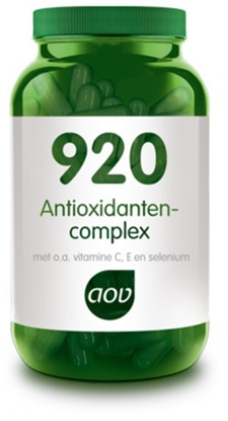 AOV Antioxidantencomplex - 920 90 capsules