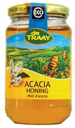 Acacia honing biologisch 900g