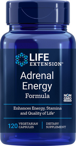 Life Extension Adrenal Energy Life Formula Extension