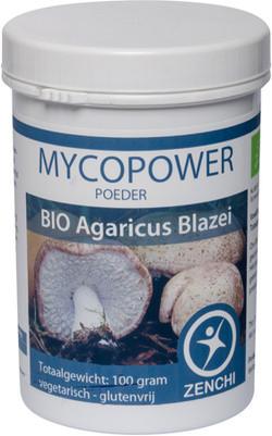 Mycopower Agaricus blazei poeder 100 gram biologisch