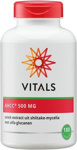 Vitals AHCC 500 mg