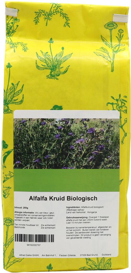 Shakthee Alfalfa kruid biologisch biologisch