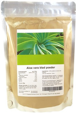 Aloe Vera Poeder 250 gram