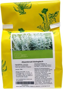 Shakthee Alsemkruid (Artemisia) biologisch