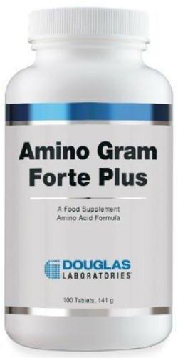 Douglas Laboratories Amino Gram Forte Plus 100 capsules