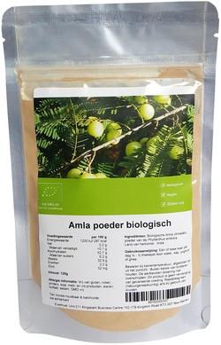 Amla poeder biologisch 125 gram