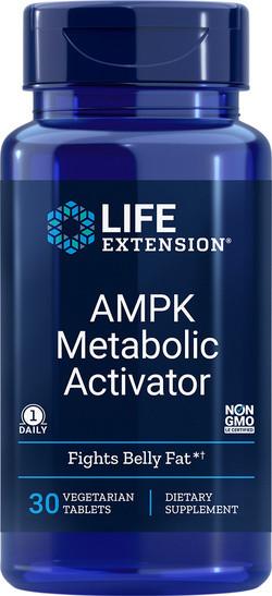 Life Extension AMPK Metabolic Activator 30 tabletten