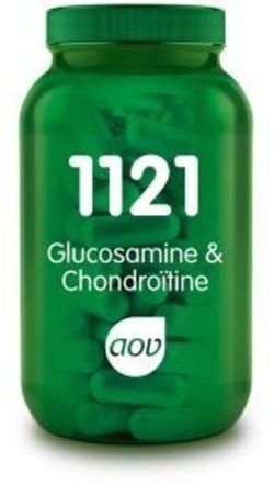 AOV Glucosamine & Chondroïtine - 1121 180 vegetarische capsules