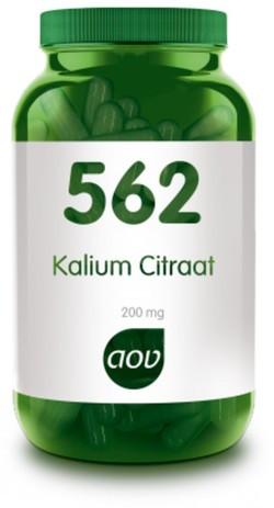 AOV 562 kalium citraat