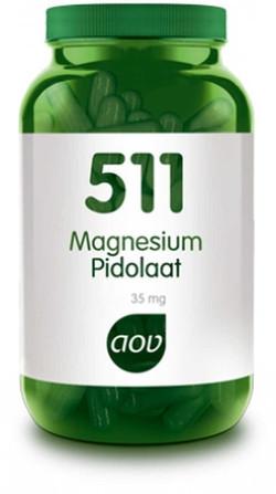 AOV Magnesium Pidolaat capsules