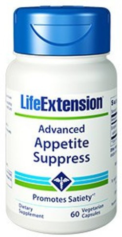 Life Extension Advanced Appetite Suppress 60 capsules