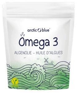 Arctic Blue Omega-3 Algenolie DHA EPA